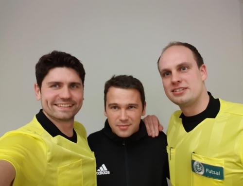 Koblenzer Schiedsrichter folgt Einladung in die Schweiz