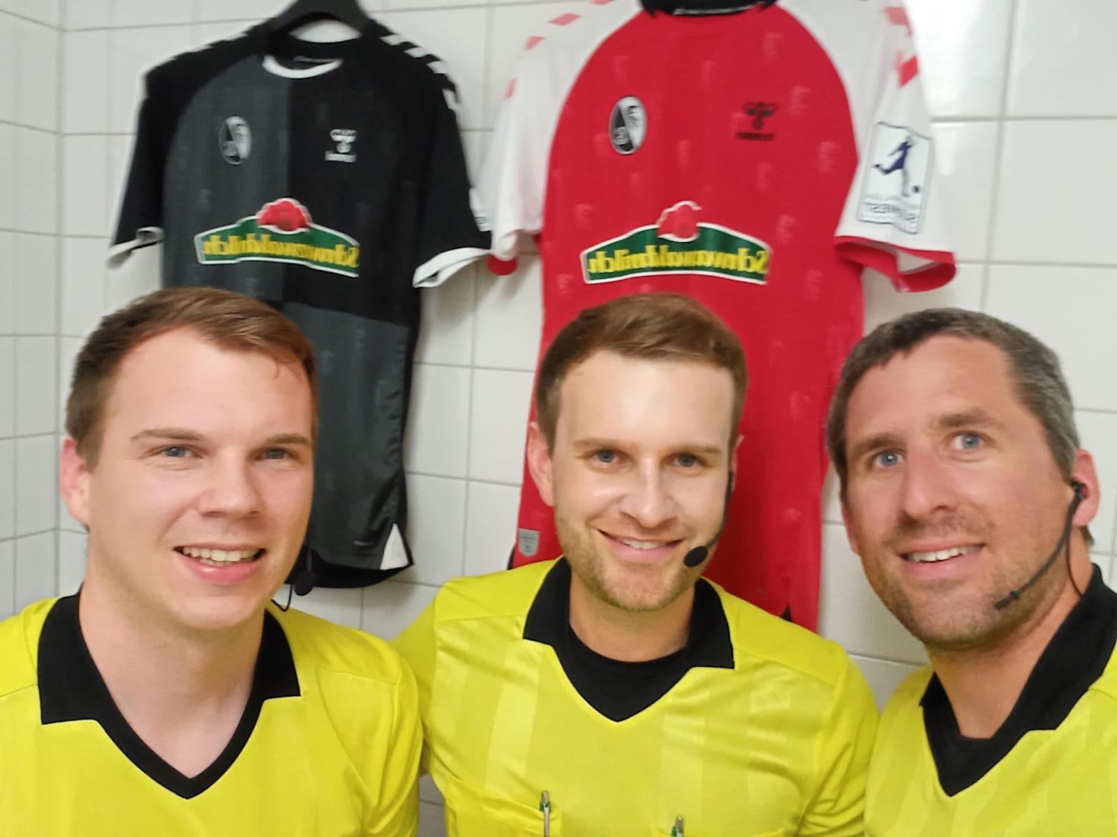 Debüt für Oliver Sons als Assistent in der Regionalliga