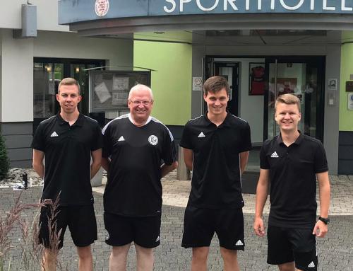 Erfolgreiche U19-Bundesliga-Leistungsprüfung für Henning Reif