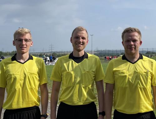 Perspektiv-Kader-Aufstieg für Müller und Cyman und Rückschau U17 Rheinlandpokalfinale